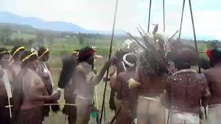 Lagu suku Dani Wamena (Papua)