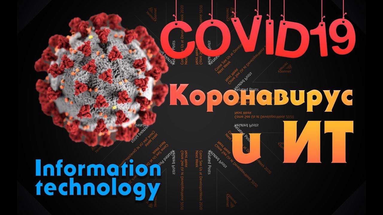 Коронавирус COVID-19 и ИТ. Как заработать в изоляции?