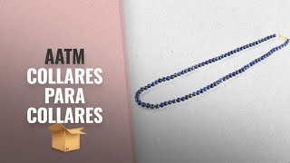 Top 10 Ventas Aatm 2018: Aatm Healing Gemstone Blue Necklace Stone for Enlightment