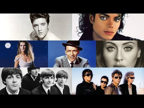 Top 100 Best Songs of All Time (Most Successful Songs from 1947 to 2017) Mediatraffic