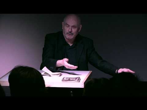 Anthony Howell talks about the Theatre of