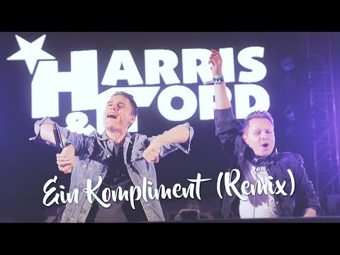 Harris & Ford - Ein Kompliment (Sportfreunde Stiller Cover)