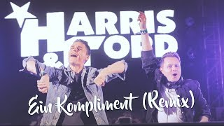 Harris amp; Ford vs Sportfreunde Stiller  Ein Kompliment (Remix)