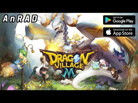 Dragon RPG: Dragon Village M Android / IOS Gameplay FULL HD