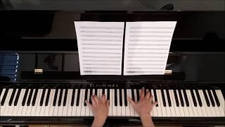 Hoshi - Ta marinière (piano version)