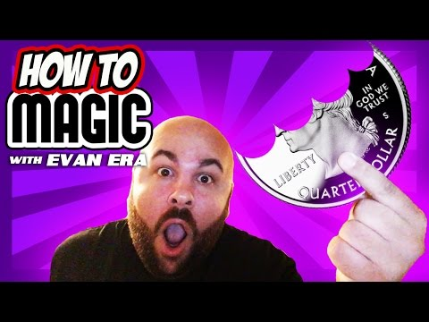 Thumbnail: 10 Magic Tricks with Coins