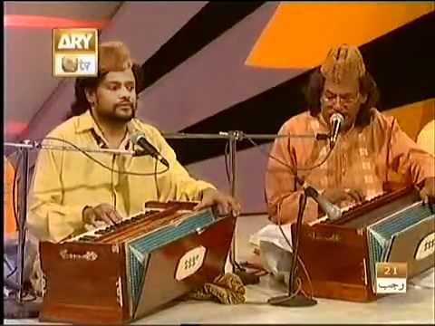 YouTube - idhar bhi nigahe karam ya mohmmed by maqsood niyazi