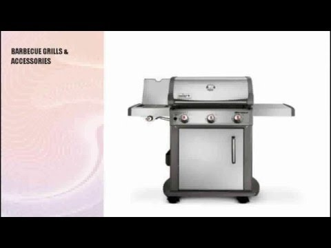 Weber Spirit SP-320 & SP-310 - Buying Guide - YouTube