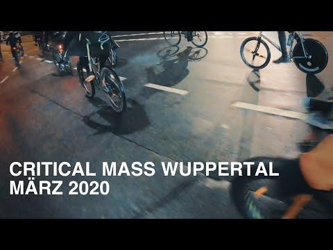 Critical Mass Wuppertal - März 2020