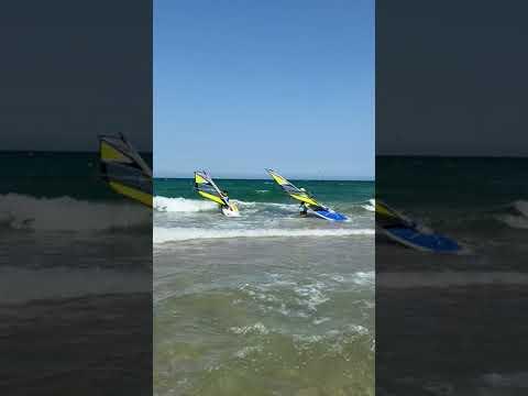 GarbiSurf Whater Sports. Windsurf