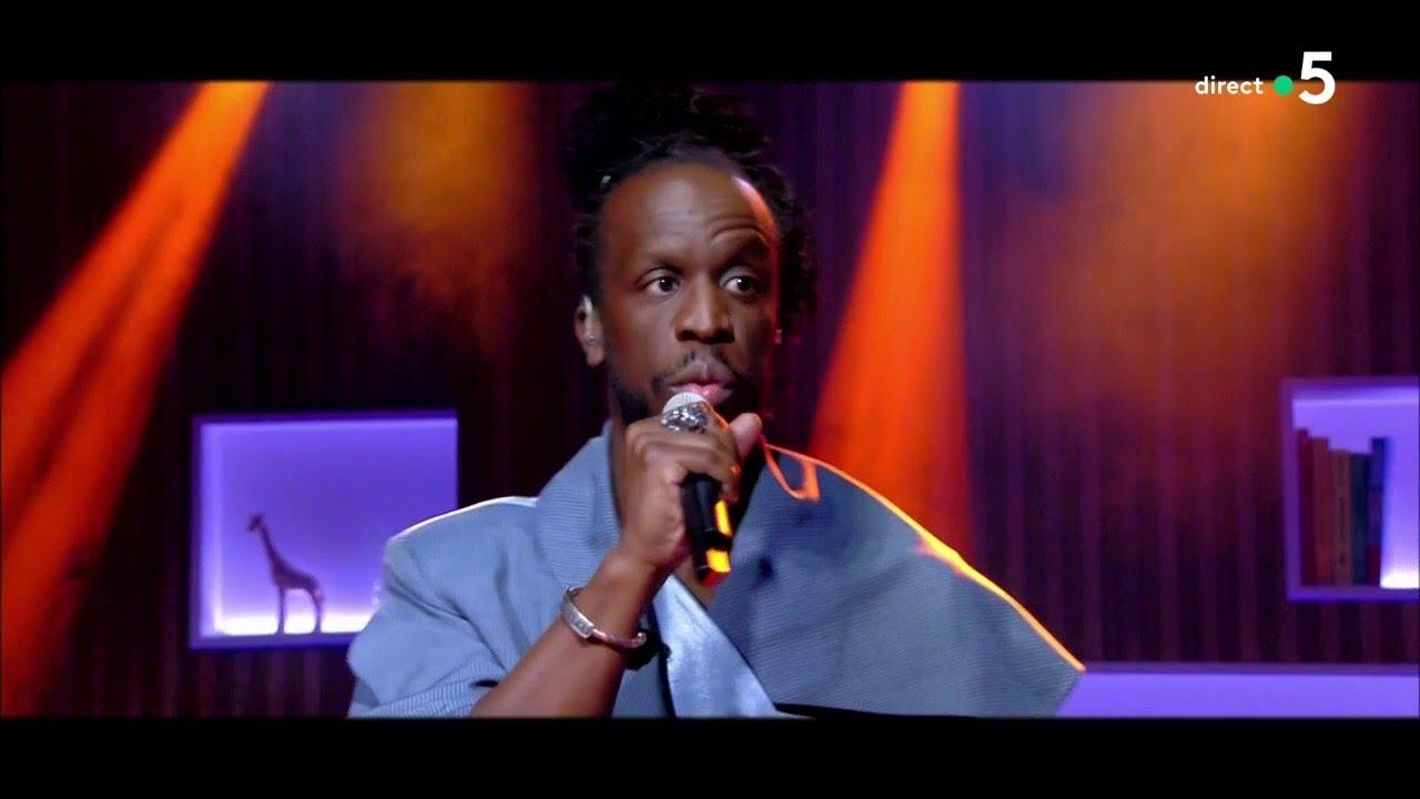 Le live : Youssoupha «Mon roi» - C à Vous - 30/03/2021
