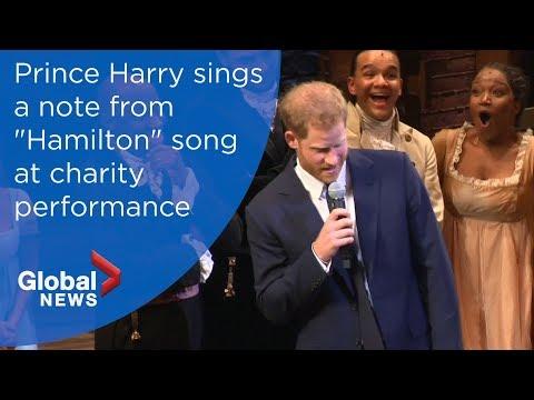 Prince Harry teases