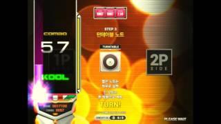[EZ2AC : Night Traveler ver. 1.01] 시작화면, 모드 선택, 튜토리얼, 뮤직 선택 화면
