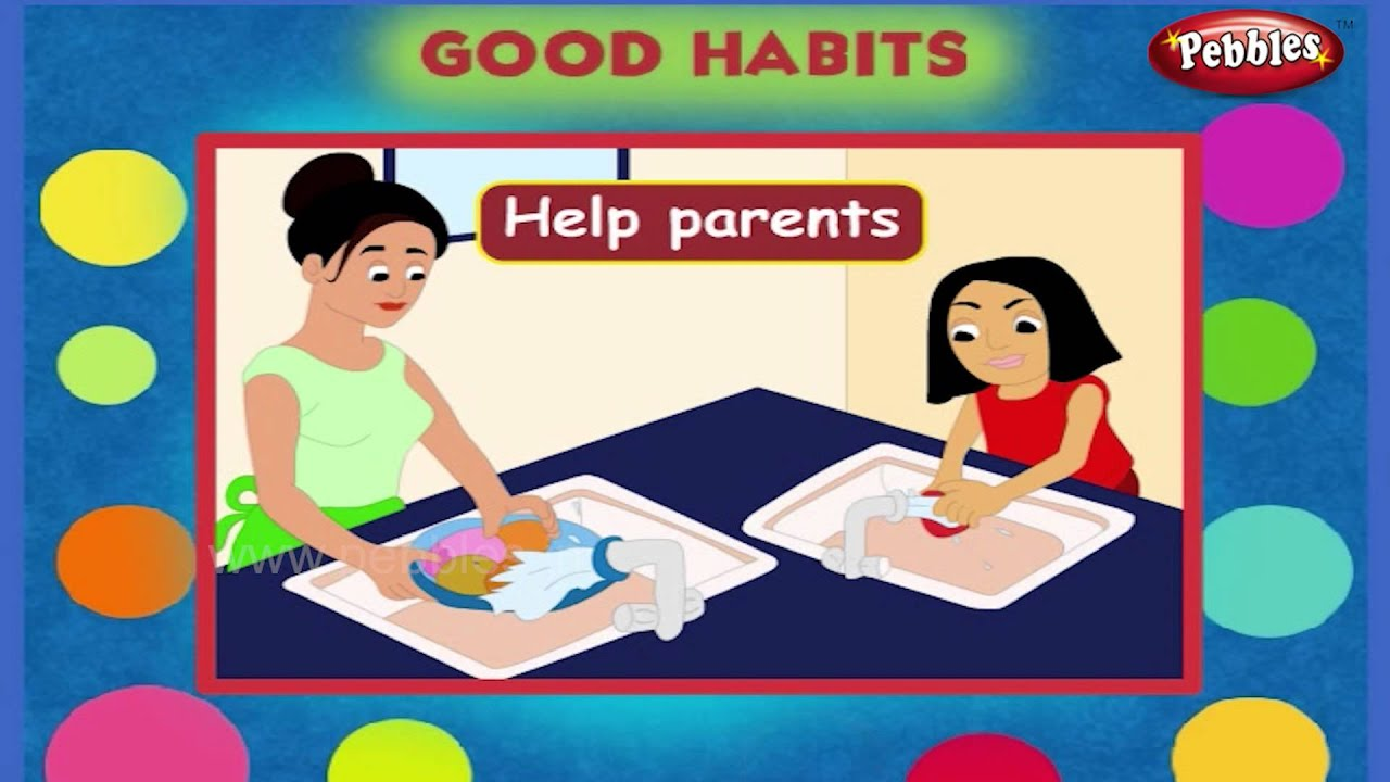 essay on good habits for kids Find collection of sample essays and english speeches for kids to improve kid's essay writing skill find collection of sample essays and english good habits.