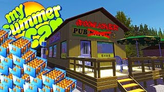 TIME TO OPEN OUR OWN PUB! The Perfect Kilju Batch - My Summer Car Gameplay Highlights Ep 54