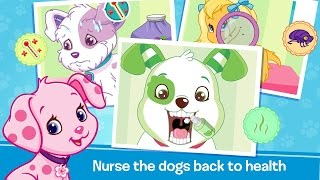 Strawberry Shortcake Perfect Puppy & Doctor - Best App Demos For Kids - Philip Version