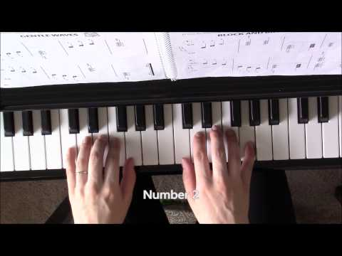 Bastien Piano for Adults - Block and Broken Chords