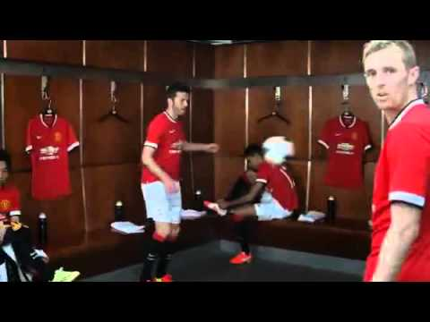 #Playfor by Chevrolet and Manchester United Personalised Video