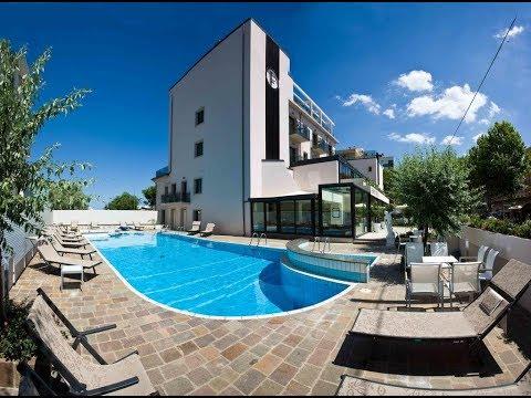 Ferretti Beach Hotel, Rimini, Italy