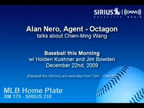 Alan Nero, agent at Octagon, talks about Chien-Min...