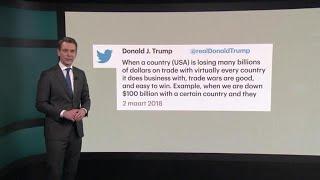 Importheffingen Trump gaan vooral de VS pijn doen - RTL Z NIEUWS