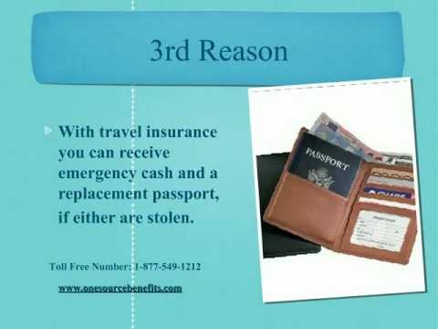 Top 10 Reasons for Travel Insurance