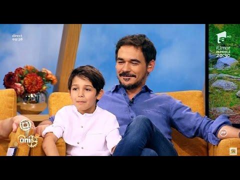 Fiul lui Răzvan, pe urmele tatălui său. În această ediție chiar îl coordonează...