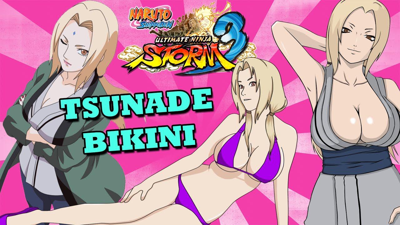Tsunade bikini