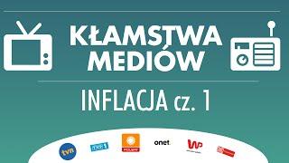 Kłamstwa Mediów 1x1 - Prawdziwa Inflacja to ponad 8% (część 1)