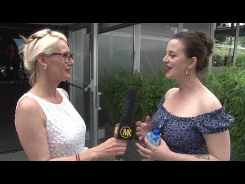 Lena Hoschek - MB Fashionweek ss17 - Berlin #mbfwb