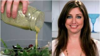 How To Make Dijon Vinaigrette Salad Dressing