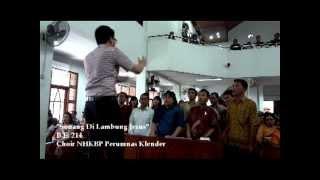 Sonang Di Lambung Jesus - NHKBP Perumnas Klender
