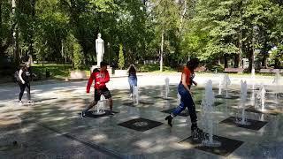 ZHIYUN SMOOTH Q & SAMSUNG GALAXY S7 EDGE   WATER FIGHT PART 04