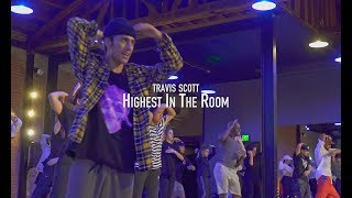 Highest In The Room - Julian DeGuzman - Travis Scott