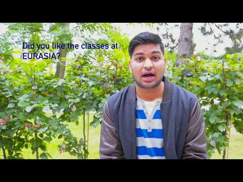 Why study in Germany - Vraj from Ahmedabad, India
