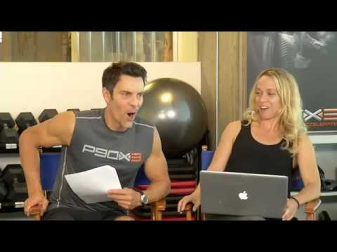 P90X3 Preview - Tony Horton Chats About P90X3