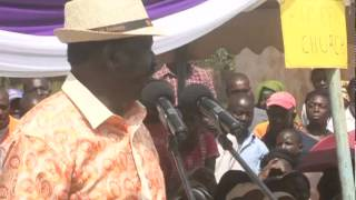 Mudavadi Urged To Join Forces With CORD