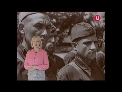 Бородина Наталья - Баллада о штрафном батальоне. Стихи Е. Евтушенко.