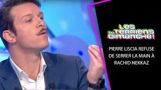Pierre Liscia refuse de serrer la main à Rachid Nekkaz - LTD 10/03/19