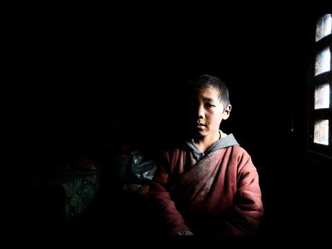 30 Minute Relaxing Tibetan Buddhist Prayer Meditation Upper Mustang, Nepal