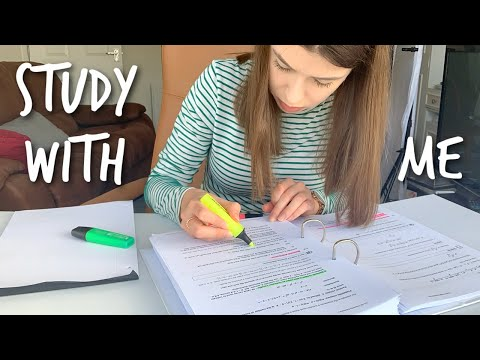STUDY WITH ME FOR ACTUARIAL EXAMS | first study day