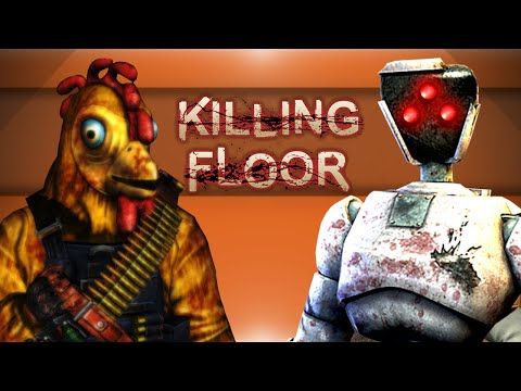Killing Floor Mods! - Portal 3, Mortal Kombat, Dead Space Boss OP & More! (Funny Moments) |
