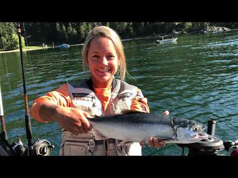 3rd Annual BC Fishing Trip- Kootenay Lake And Duck Lake