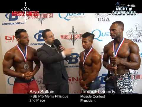 how to watch november 2016 ifbb championship