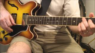 Guitar Instructional Lesson Video - Good Clean Fun - Allman Brothers