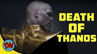 Final Fight of Thanos | Avengers Infinity War | Explained in Hindi