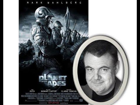 GLENN SHADIX planet of the apes 2001