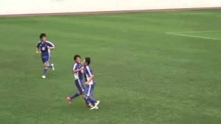 2011関東リーグ2部第3節(延期分)横浜猛蹴vs東京海上日動 前半...