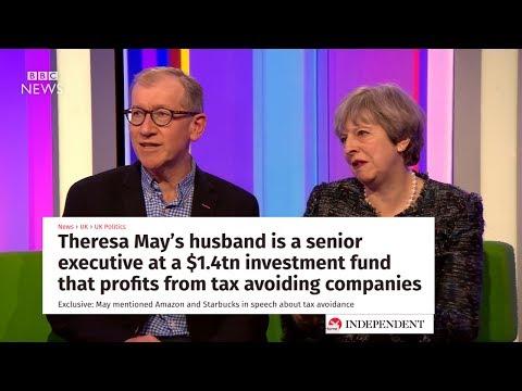 Theresa May's Magic Money Tree Revealed #GE2017