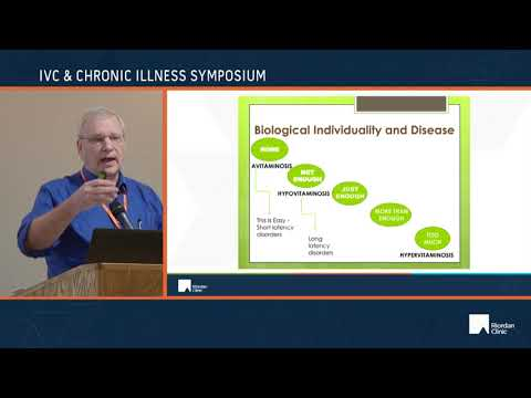 The Panacea Paradox: Vitamin C as a Stress Hormone- David McCarthy, MD